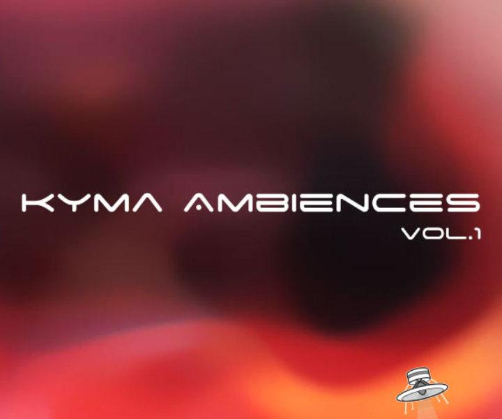 Unidentified Sound Object - Sound Effects Libraries - Sound Design - Matteo Milani - Kyma Ambiences vol.1