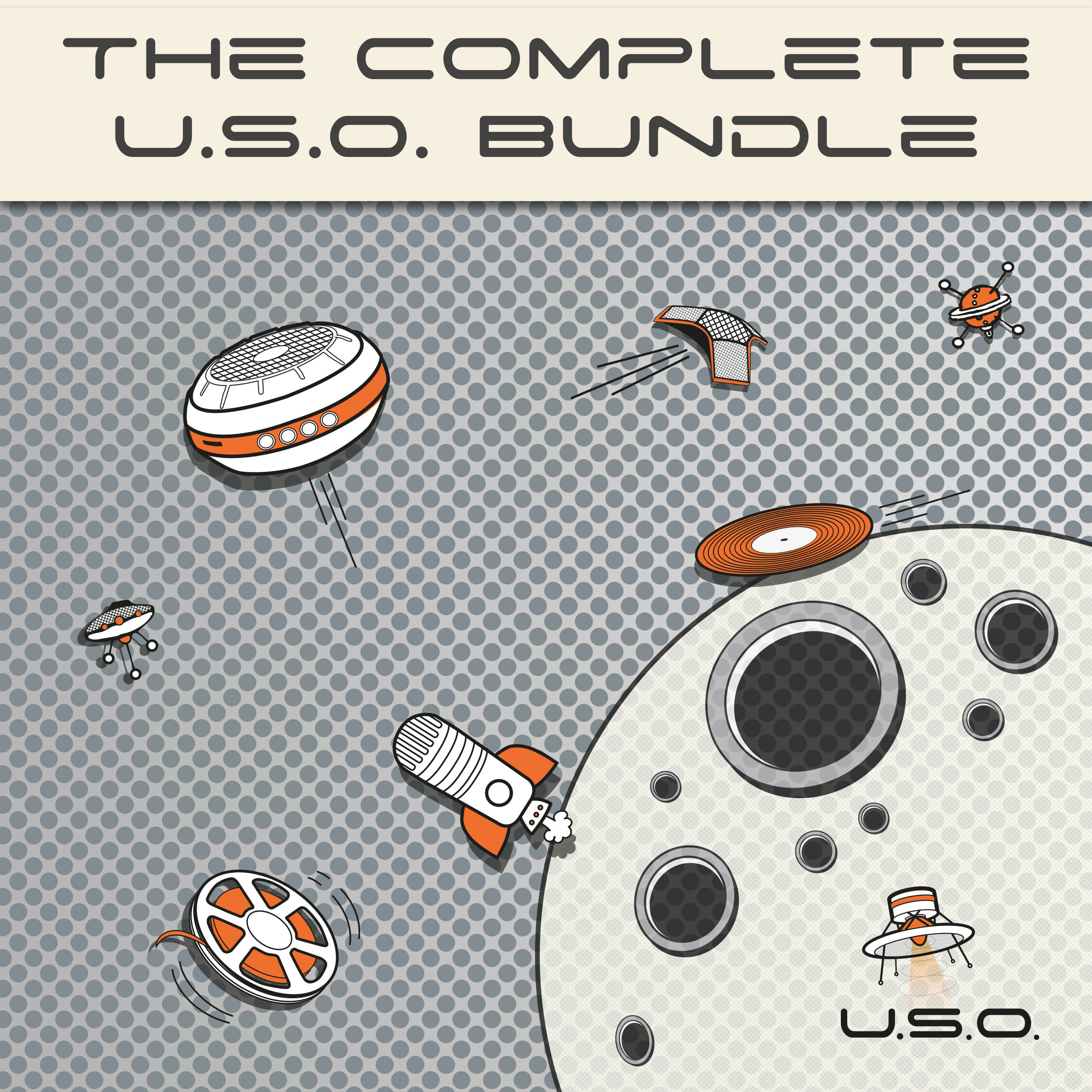 The Complete U.S.O. Bundle