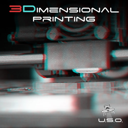 3Dimensional Printing - Sound Effects Library