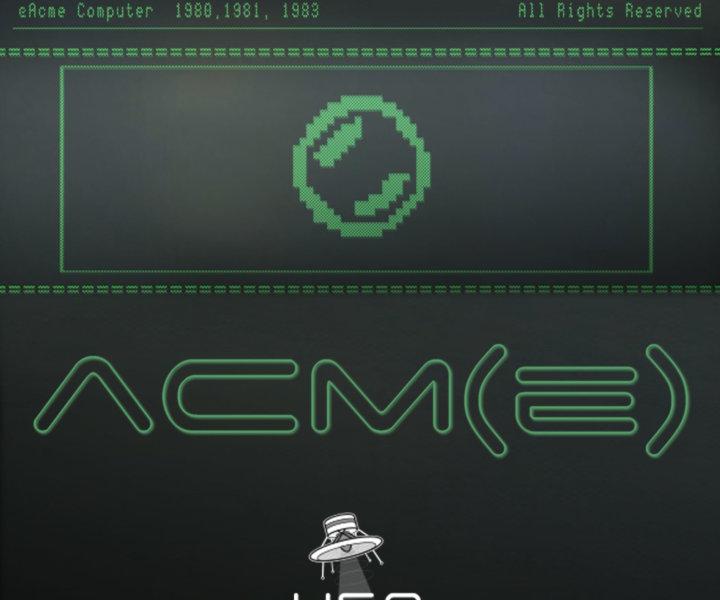 Unidentified Sound Object - Sound Effects Libraries - Sound Design - Matteo Milani - ACME