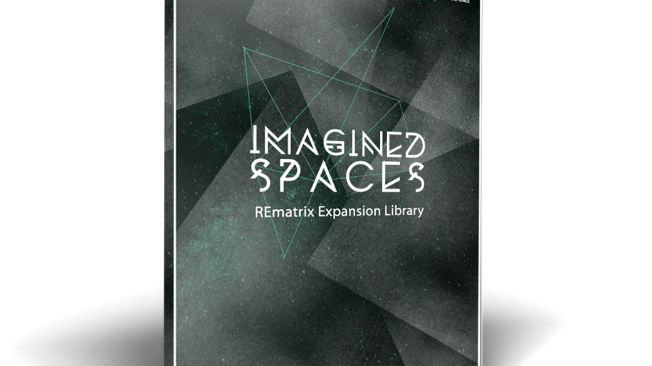 Unidentified Sound Object - Sound Effects Libraries - Sound Design - Matteo Milani - Imagined Spaces - REmatrix Expansion Library