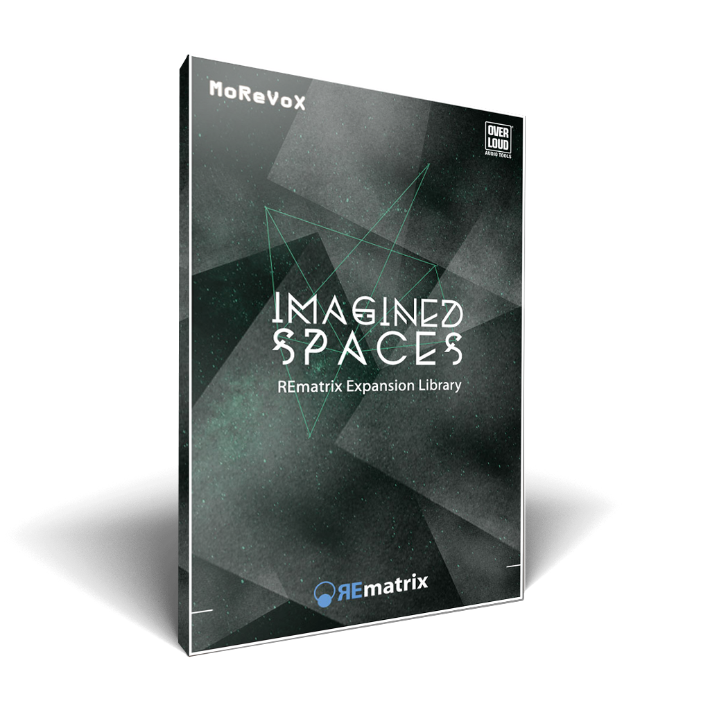 Imagined Spaces – REmatrix Expansion library