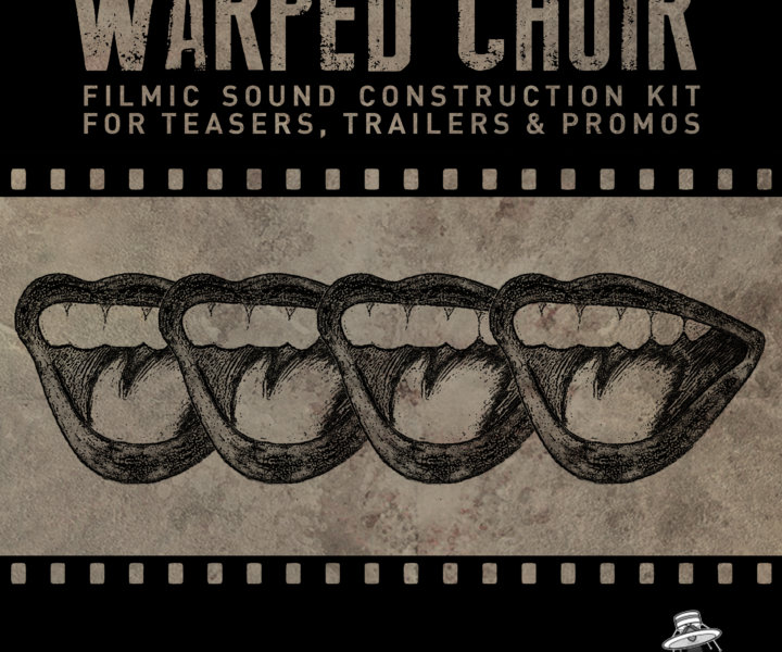 Unidentified Sound Object - Sound Effects Libraries - Sound Design - Matteo Milani - Warped Choir