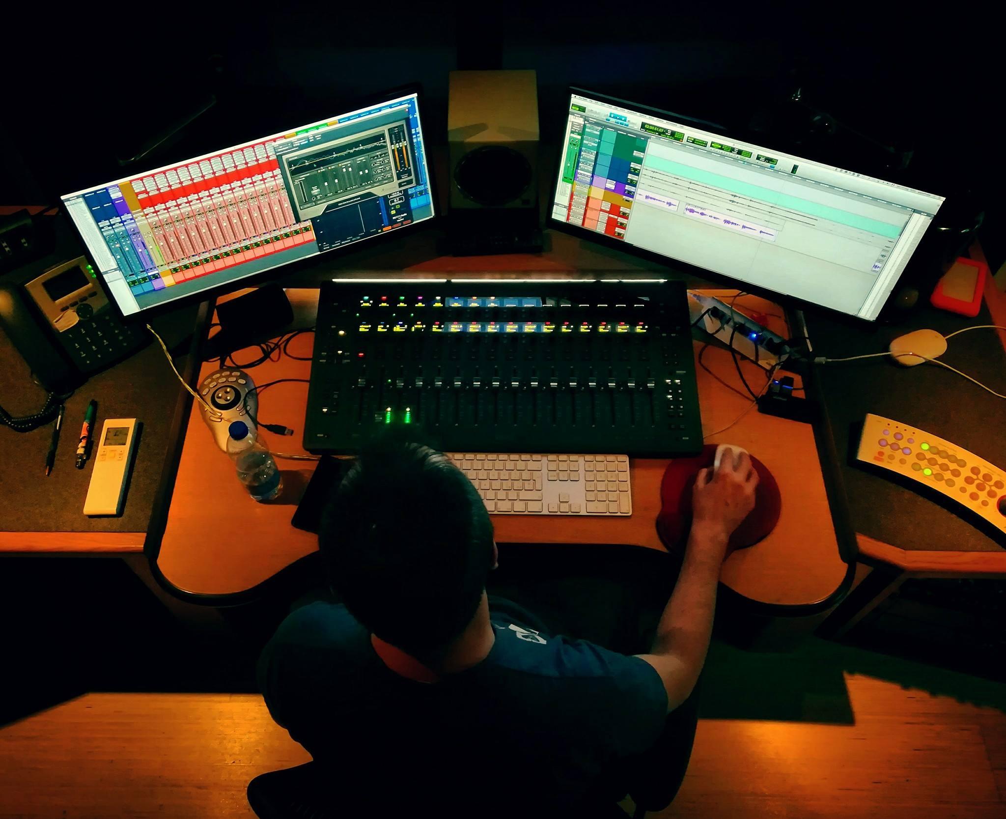Unidentified Sound Object - Sound Effects Libraries - Sound Design - Matteo Milani - Torrevado