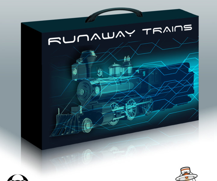 Unidentified Sound Object - Sound Effects Libraries - Sound Design - Matteo Milani - Runaway Trains