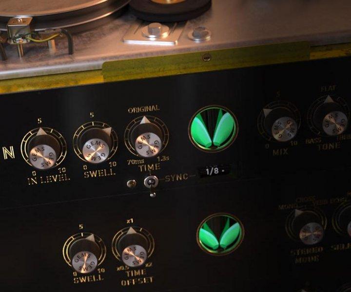 Unidentified Sound Object - Sound Effects Libraries - Sound Design - Matteo Milani - Overloud Echoson