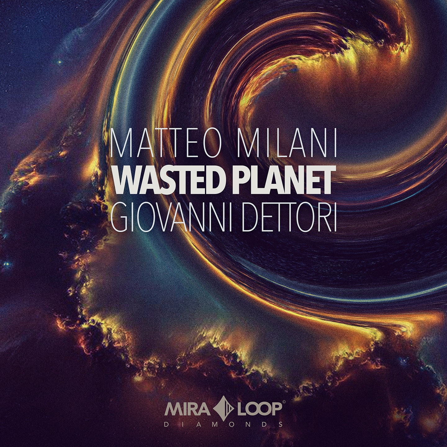 Wasted Planet - Matteo Milani - Unidentified Sound Object